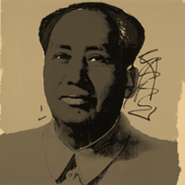 Mao Tse- Tung Pop Art