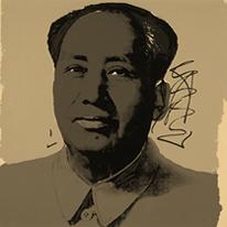 Mao Tse- Tung Pop Art